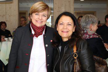"<p class=""caption"">Evi Stohs und Margot Uccia.</p><p class=""caption"" />"