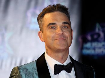 Durch einen Elf-Trick sind die Kinder von Robbie Williams brav. Foto: APA