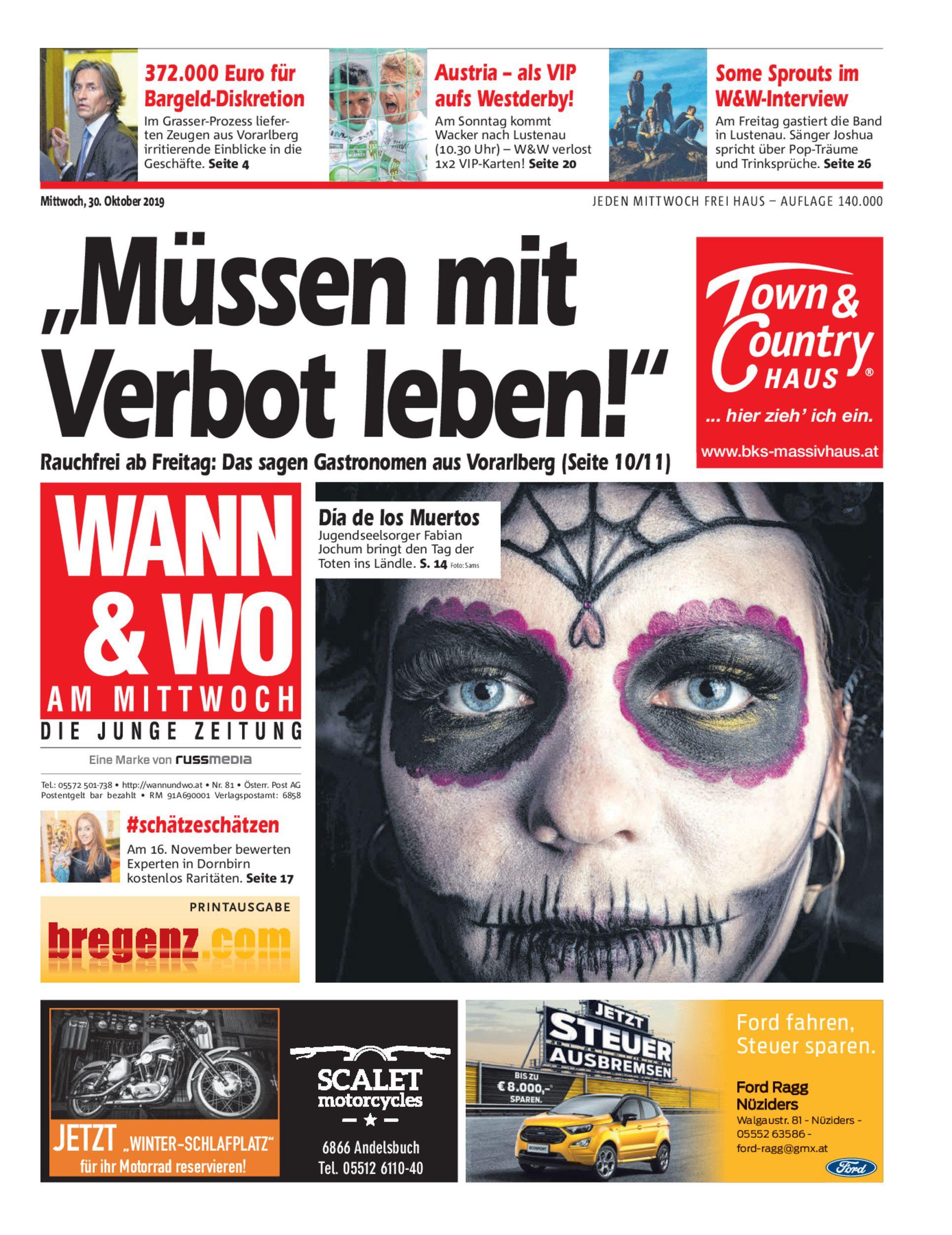 Lemo on Tour - Dornbirn - Aktuelles zu Kultur und