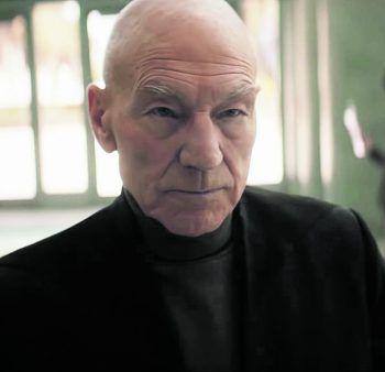 """Star Trek – PicardAmazon Prime Video, 24. Jänner 2020. 18 Jahre nach """"Star Trek: Nemesis"""" schlüpft Patrick Stewart in seine legendäre Rolle als Captain Jean-Luc Picard."""