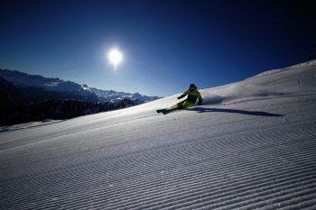 Ab sofort ist Wochenendebetrieb in der Silvretta Montafon. Foto: Michael Müller