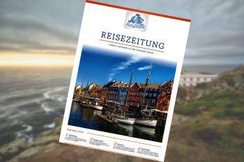 Am Mittwoch wird die neue Reisezeitung 2020 von Beate & Werner Reisen in der Dornbirner Mohrenbrauerei vorgestellt.Fotos: handout/Beate & Werner