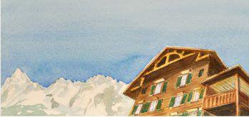 """""""Außer Haus. Die Wirklichkeit ist eine Möglichkeit von vielen"""" ist der neue Montafon-Roman von Sabine Grohs aus Bludenz. Foto: handout/Sabine Grohs"""