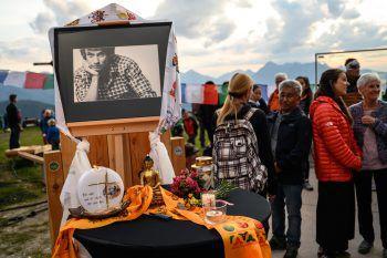 Im Alter von 28 Jahren kam David Lama bei einem tragischen Alpinunfall ums Leben.Foto: APA