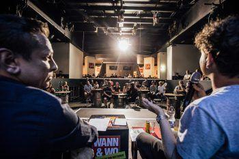 Im Juni lud WANN & WO zur Podiumsdiskussion mit Politikern in den Club.Fotos: Sams, Juen