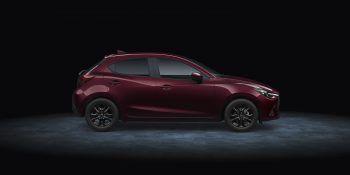"""<p class=""""caption"""">Mit der Aktion bekommt man Winterräder zum Mazda 2 gratis dazu – damit kommt man sicher durch den Winter.</p>"""