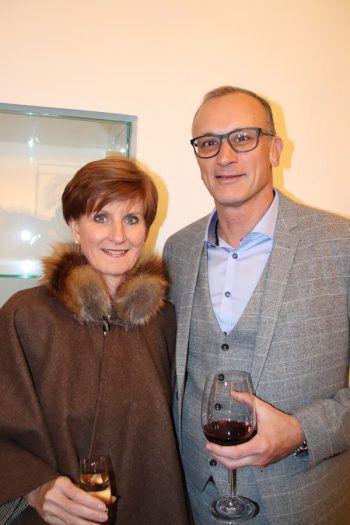 """<p class=""""caption"""">Sabine Tichy-Treimel und Raimund Tichy.</p>"""
