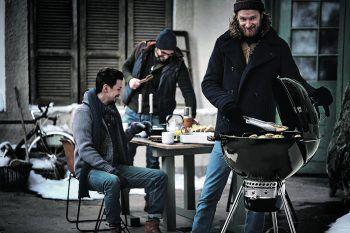 Das kann was: Grillen macht auch im Winter ganz viel Spaß. Fotos: handout/Madlener Grillshop