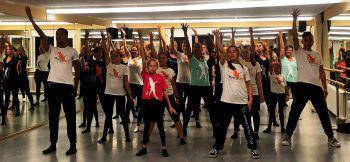 """Unter dem Motto: """"Setz dich ein"""" findet nächsten Mittwoch der Kinderrechte-Flashmob statt. Foto: Kinderdorf Vorarlberg"""