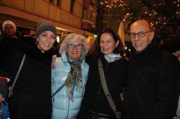 "<p class=""caption"">Veronika Marte, Elisabeth Mathis, Ingrid Hopfner und Michael Rauth.</p>"