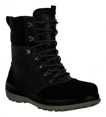 """<p class=""""caption"""">Warme Füße für den Mann: Der """"Ecco Roxton Stiefel"""" ist elegant und praktisch zugleich.</p>"""