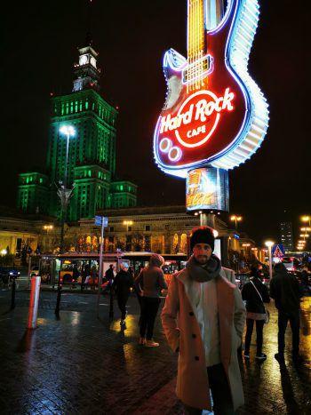 A Night Out. Auch das Nachtleben in Warschau hat viel zu bieten.