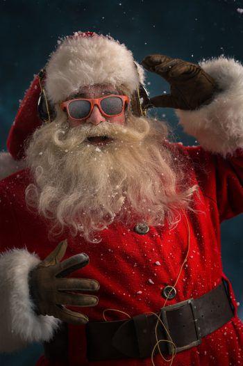 Am 24. Dezember wird die heilige Nacht im Conrad Sohm gefeiert. Foto:Shutterstock