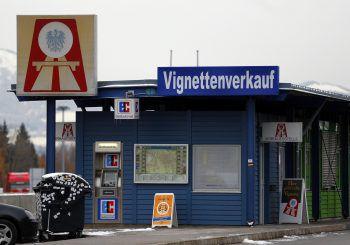 Auf der Autobahnstrecke zwischen Hörbranz und Hohenems braucht man ab heute keine Vignette mehr.Symbolfoto: Reuters