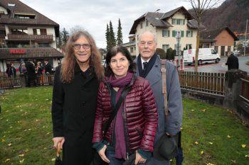 """<p class=""""caption"""">Bernhard Amann, Susanne Wohlgenannt und Ernst Ammann.</p><p class=""""caption"""" />"""
