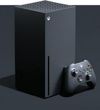 """Das Design von Microsofts kommender """"Xbox Series X"""" erinnert an einen Mini-PC.Foto: Microsoft"""