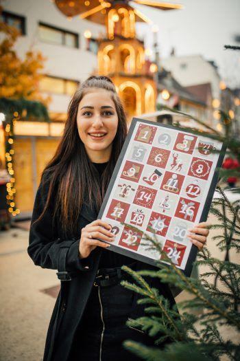 """<p class=""""caption"""">Der Weihnachtsengel Noelle kümmerte sich um eure Rechnungen!</p>"""