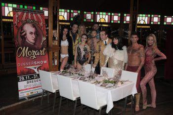 """<p class=""""caption"""">Die Artisten der Show freuen sich auf viele Zuschauer. Fotos: handout/Showfactory</p>"""