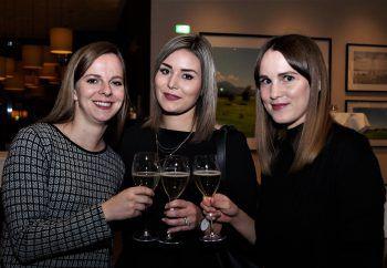 Die Stadtmarketing-Ladys: Theresa Kalb, Christine Egger und Rebecca Schreier.