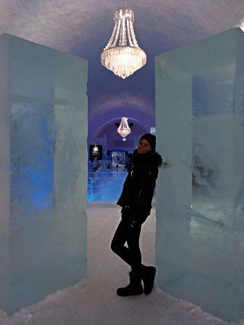 Die sympathische Nürnbergerin nutzt jede Gelegenheit, um in der Kälte und dem Eis zu sein. Genau deshalb ist der Winter ihre liebste Jahreszeit.Fotos: handout/Jasmin Höller