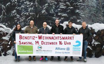 Die Unternehmer freuen sich auf viele Besucher am Samstag. Foto: handout/Johannes Weber