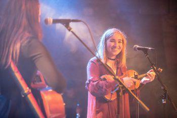 DuoLia-Mitglied Julia Jackel gibt einen Einblick in ihren persönlichen Musik-geschmack. Foto: Sams
