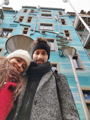 Die WANN & WO-#cityhopper Stefanie und Timo verbrachten das vergangene Wochenende in Dresden. Fotos:handout /#cityhopper