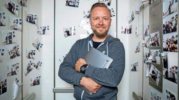 Für Andreas Fischler ist eine postive Firmenkultur der Grundbaustein für den Erfolg eines Unternehmens. Foto: handout/Rockthepublic