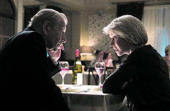 """Für """"The Good Liar"""" standen die beiden Schauspiellegenden Ian McKellen und Helen Mirren erstmals gemeinsam vor der Kamera. Aktuell im Kino.Fotos:Warner Bros"""