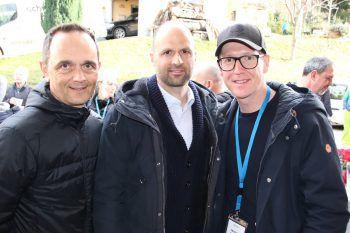 "<p class=""caption"">Hannes Jochum, LR Marco Tittler und Martin Dechant.</p>"