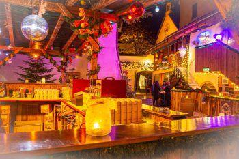 Im Weihnachtsgarten beim Bunt lässt sich die Vorweihnachtszeit genießen. Foto: handout/Nani
