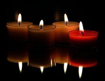 In Gedenken an verstorbene Kinder werden am Sonntag auf der ganzen Welt Kerzen entzündet. Foto: handout/Karin Kremmel