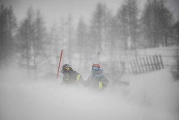 Irreguläre Bedingungen führten gestern zu einer Absage.Foto: APA