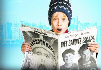 """<p class=""""title"""">Kevin allein in New York</p><p class=""""title"""">Film, Netflix. Kevin (Macaulay Culkin) fliegt aus Versehen allein nach New York. Dort mietet er ein Hotelzimmer und will seine Erzfeinde davon abhalten, einen Spielzeugladen auszurauben.</p>"""