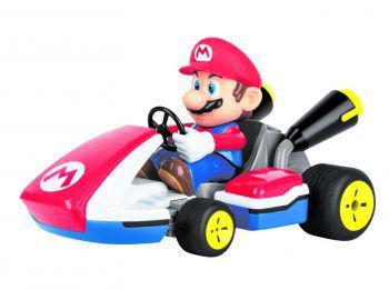 Mario Kart für zuhause! Die Carrera Mario Kart RC-Fahrzeuge gibt es auf mediamarkt.at um 79,99 Euro (auch mit weiteren Nintendo-Helden erhältlich).Fotos: Carrera, HBO, DJI, MAIKII, OTL
