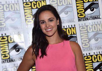 """Melissa FumeroDer Cast der Erfolgsserie """"Brooklyn Nine-Nine"""" ist bald um ein Mitglied reicher. Amy Santiago-Darstellerin Melissa Fumero erwartet ein Baby."""