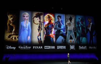 """""""Disney+"""" kostet monatlich 6,99 Euro, jährlich 69,99 Euro. Foto: Reuters"""