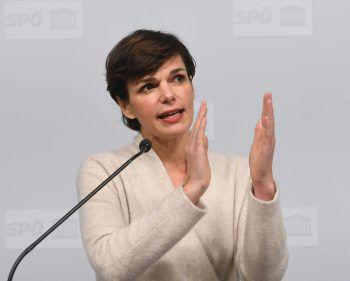 Rendi-Wagner will SPÖ-Chefin bleiben.