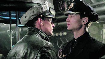 """<p class=""""caption"""">Spannungen an Bord der U-612.</p>"""