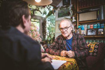 """<p class=""""caption"""">Starkoch Dieter Koschina sprach mit W&W über seinen Mentor Eckart Witzigmann.</p>"""