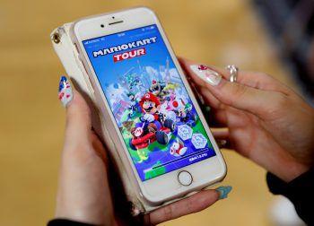 Videospiele zählen auch bei uns zu den beliebtesten Freizeitbeschäftigungen.Foto: Reuters