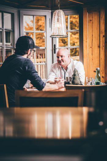 W&W-Redakteur Harald Küng traf Thomas Zwerger zum Sonntags-Talk.