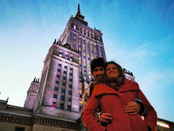 """<p class=""""caption"""">Warschau bietet einen kulturreichen Städtetrip für wenig Geld. </p>"""