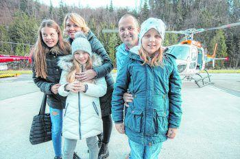 """<p class=""""caption"""">Zahlreiche Familien nahmen die Nikolausaktion zum Anlass, etwas Gutes zu tun.</p>"""