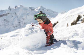 Jeden Donnerstag kommen die Kleinen bei der Kinder-Skisafari voll auf ihre Kosten.