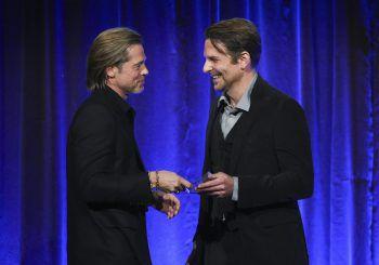 Bradley Cooper half seinem Freund Brad Pitt aus seiner Alkoholsucht. Foto: AP