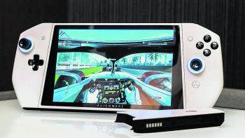 Dell ließ sich von Nintendos Switch inspirieren. Foto: Alienware/Dell