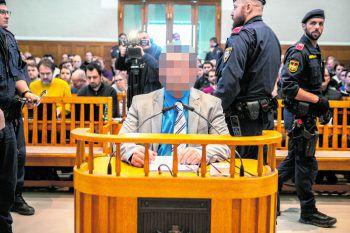 Dass Soner Ö. den Sozialamtsleiter getötet hat, ist unstrittig, er gestand die Tat. Im Prozess geklärt werden soll lediglich, ob es sich um Mord oder Totschlag handelte. Fotos: Klaus Hartinger
