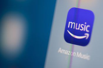 Amazon Music erhältlich einen umfangreichen Podcast-Bereich. Foto: AFP