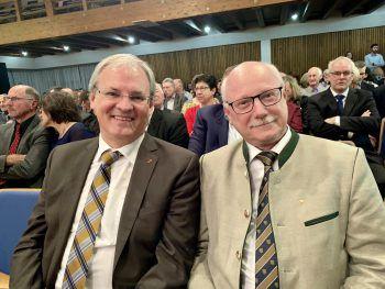 "<p class=""caption"">Harald Sonderegger und Johannes Nöbl.</p>"